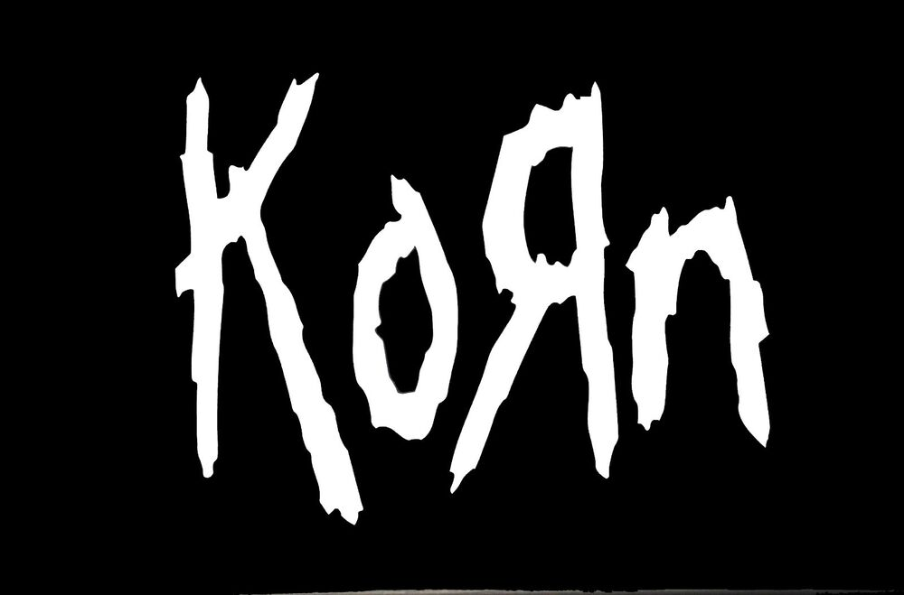 Korn Music Rock Alternative Band Vinyl Decal Sticker Car