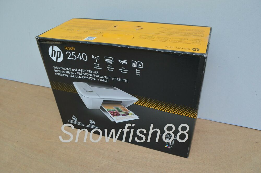 20 Mar 2014 ... Fantastic price; Wi-Fi connectivity; Mobile printing; Good photo prints ... The HP  Deskjet 2540 All-in-One Printer takes a different approach. ... restricted to USB  connectivity, supporting only a direct connection to your computer.