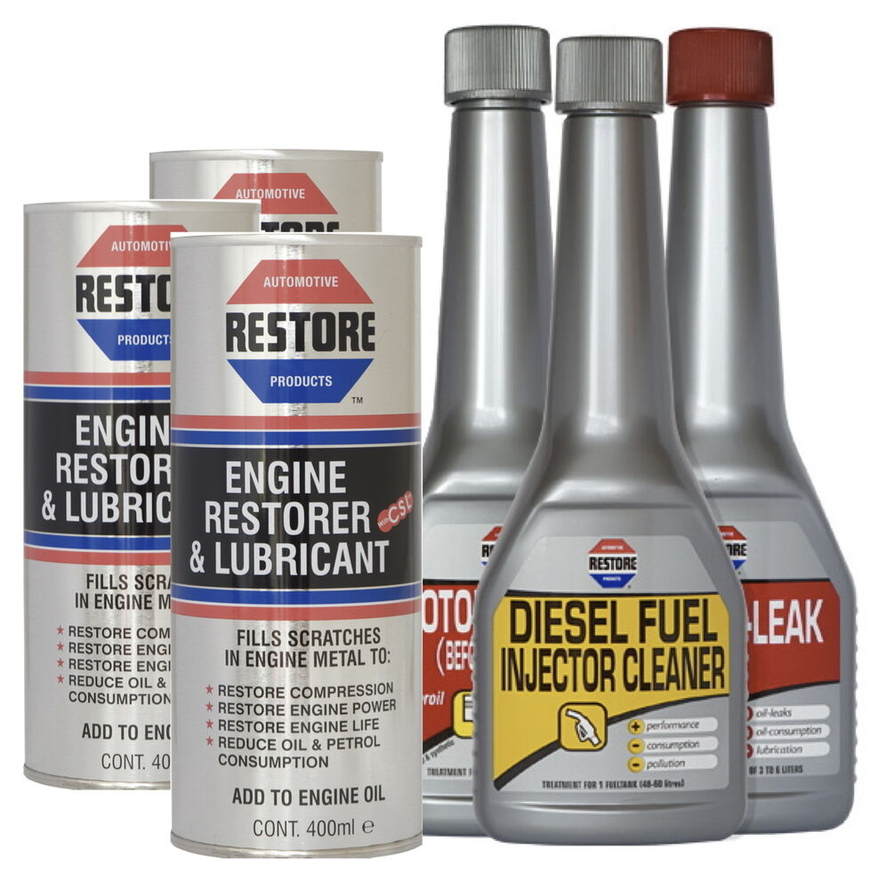 New Summer Service Big Diesel Engines Ametech Restorer