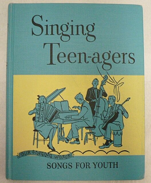 Song books and music