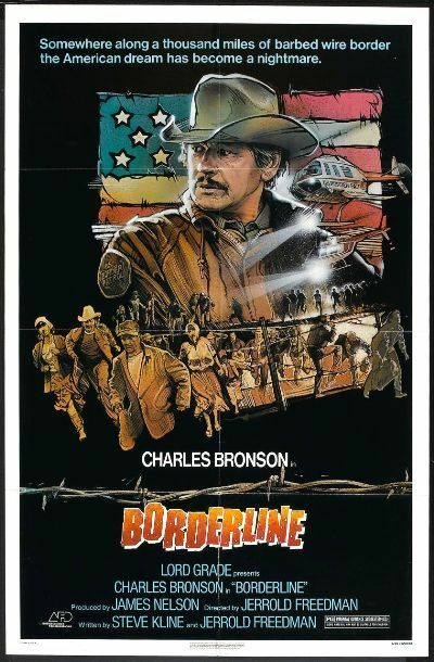 Borderline bronson movie