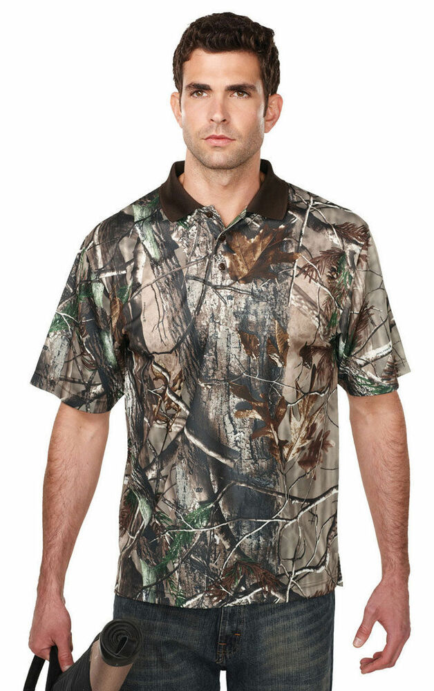Tri mountain men 39 s polyester short sleeve three button for Men s polyester polo shirts