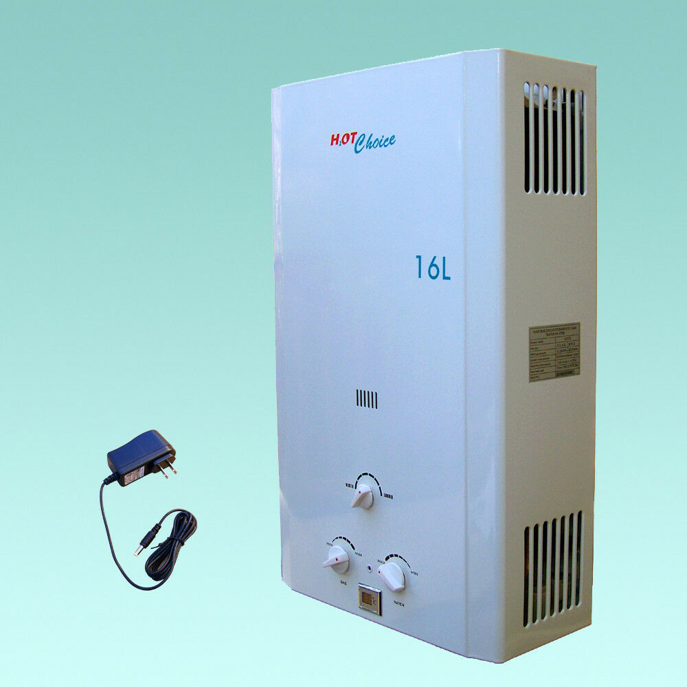 Natural Gas Tankless Indoor Hot Water Heater