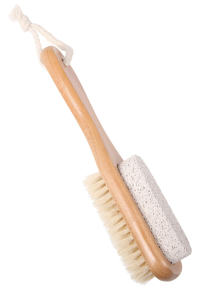Foot brushes