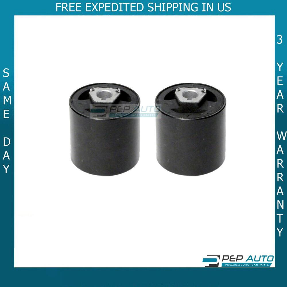 BMW E53 X5 FRONT UPPER CONTROL THRUST ARM BUSHING BUSHINGS