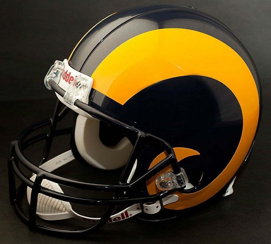 Isaac Bruce Edition Los Angeles Rams Riddell Replica