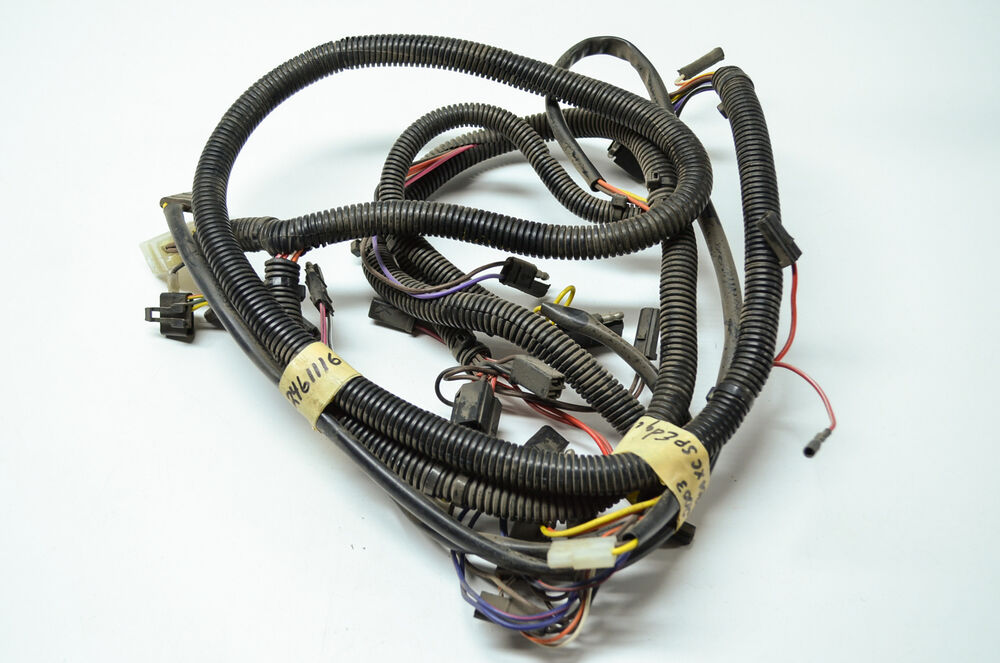 oem polaris wiring harness xc sp edge x rmk 500 600 700 800 2461116 ebay