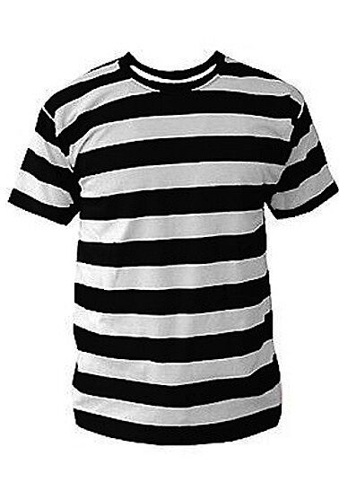 Find men's black and white striped tee at ShopStyle. Shop the latest collection of men's black and white striped tee from the most popular stores -.