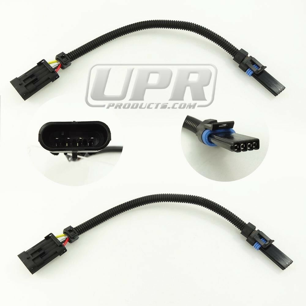 Optispark vented wiring harness connector camaro