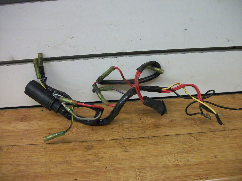 outboard 40 hp 1993 engine wire harness 818952a 1 ebay
