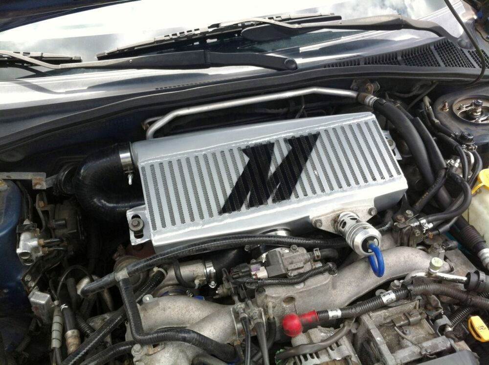 Mishimoto Performance Top Mount Intercooler Kit For Subaru