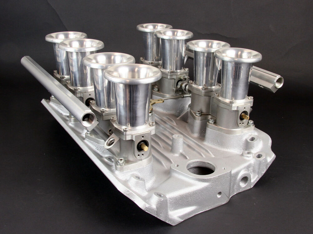 Holden 304 Stack Itb Fuel Injection Racing Manifold Kit