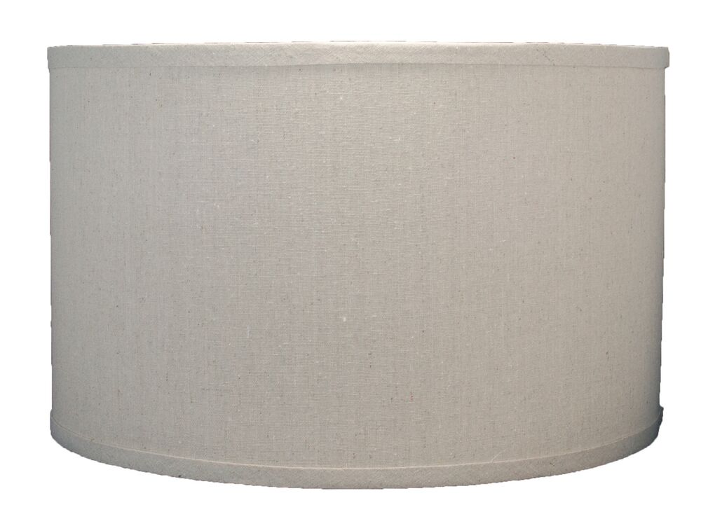 Urbanest Linen Drum Style Lamp Shade 16 Quot X16 Quot X10