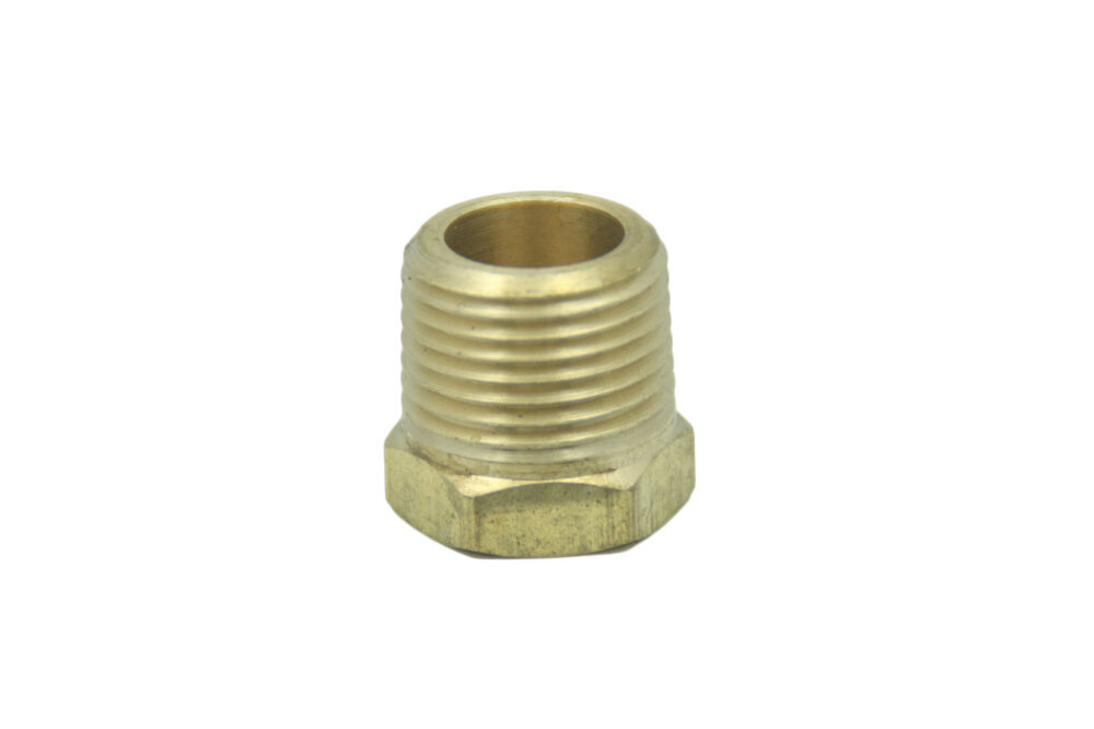 Lead free brass hex pipe bushing reducer fittings