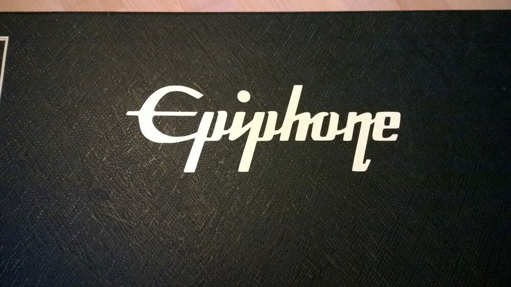 Case Design a phone case that charges your phone : Epiphone Logo Sticker Decal for Hard Case, Amp Cabinet, Guitar : eBay