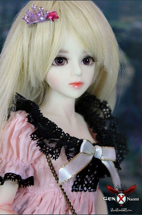 1/4 Bjd Ball Jointed Doll GEN X Naomi FREE Face Up Body Blushing Dollfie ShipUS | EBay