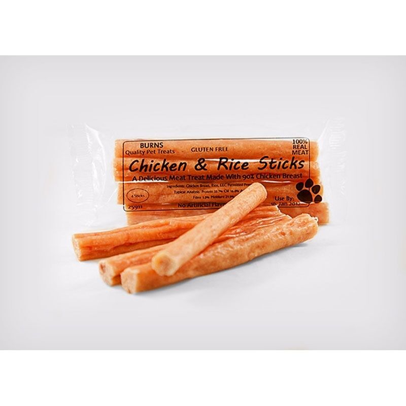 burns natural 100 real meat dog chew sticks bulk buy packs ebay. Black Bedroom Furniture Sets. Home Design Ideas