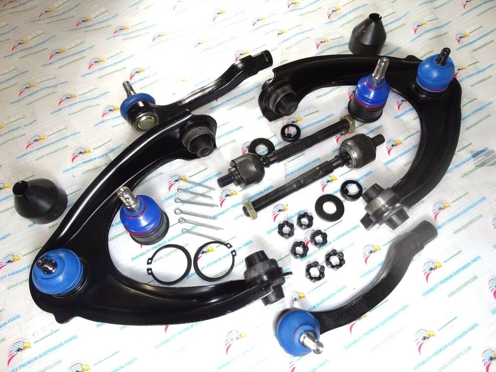 Details About 2 Front Upper Control Arms Ball Joints 9600 Honda Civic