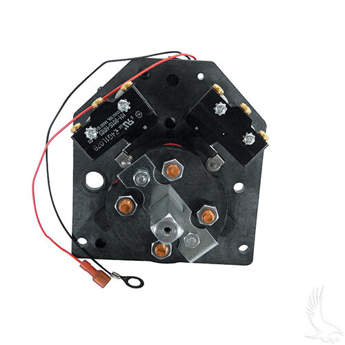Ezgo marathon forward reverse switch assembly 25396g1 ebay for Ez go golf cart electric motor repair