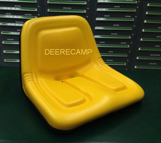 John Deere 445 Tractor Seats Replacement : Replacement seat john deere