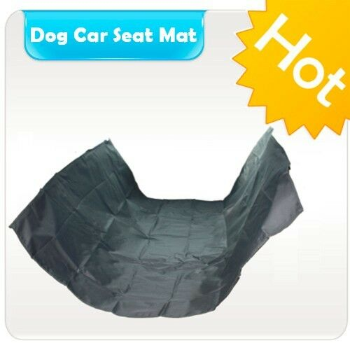 Dog Pet Rear Car Seat Cover Hammock Mat Waterproof Machine
