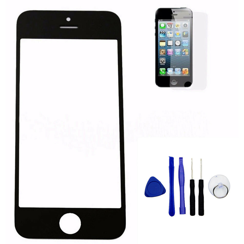 iphone 5c repair kit front screen glass lens replacement repair kit for iphone 14692