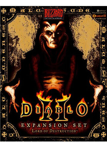 Diablo 2 Lord of Destruction Diablo II LoD EU PC Battle.net CD Key Download Code | eBay