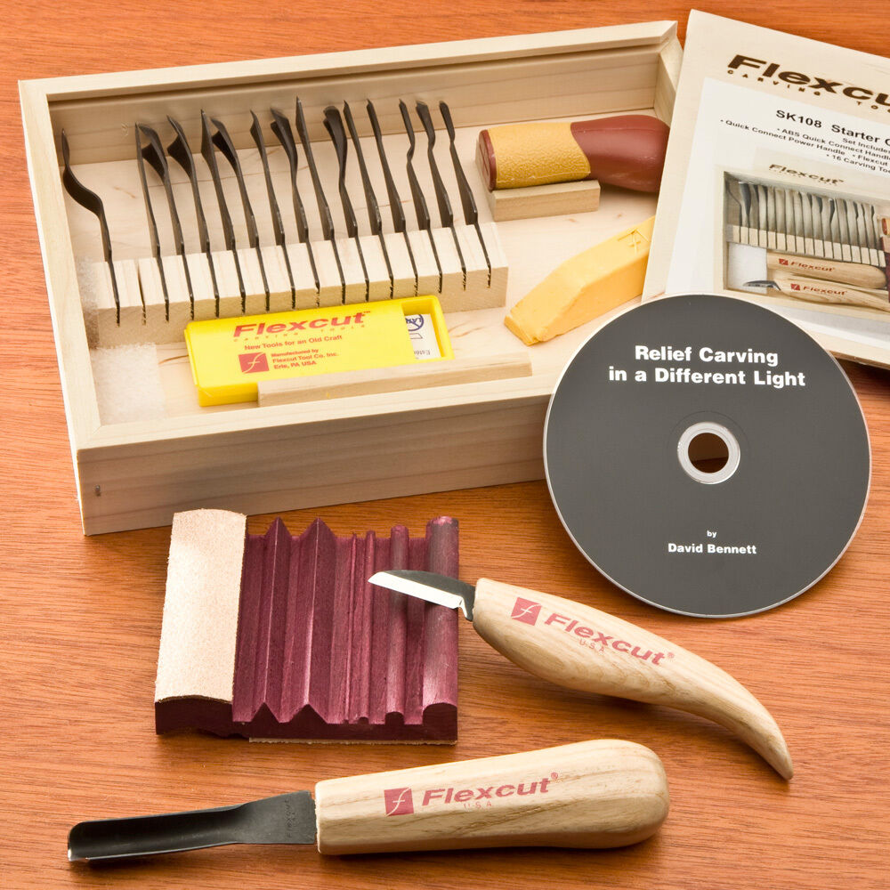 Flexcut piece starter set ebay