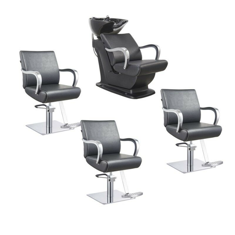 Salon chair beauty salon package deal salon equipment for Beauty spa equipment