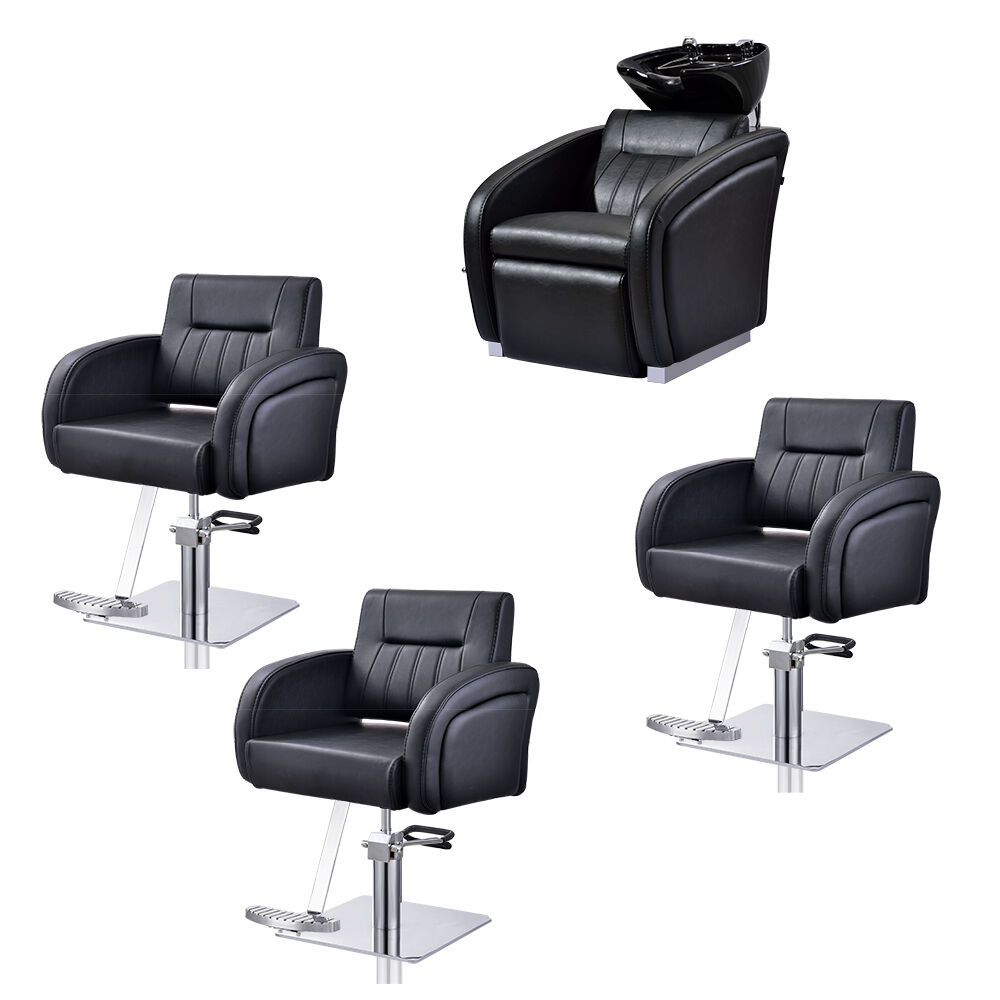 Salon chair beauty salon package deal salon equipment for A and s salon supplies