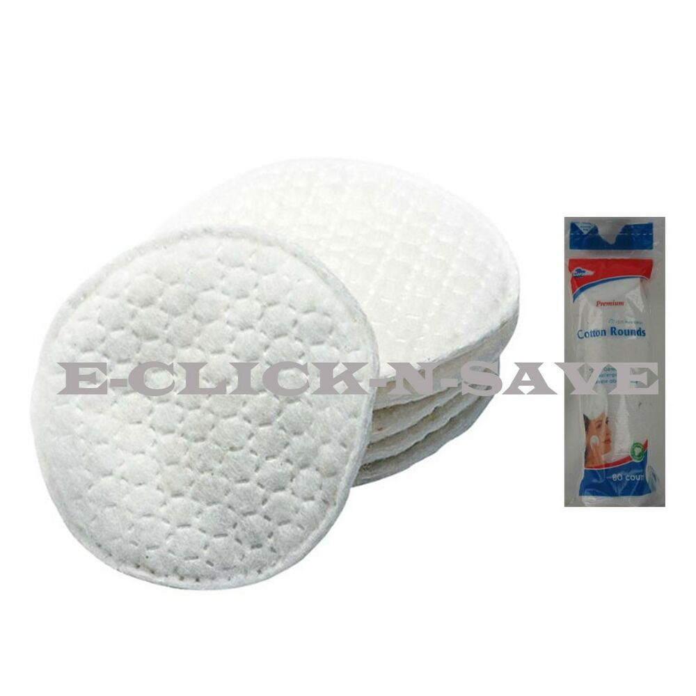 Our cosmetic pads are of superior quality and always have spun lace finish on both sides of the pad. The spun lace hydroentanglement manufacturing process utilized in our pads is the best in the industry.