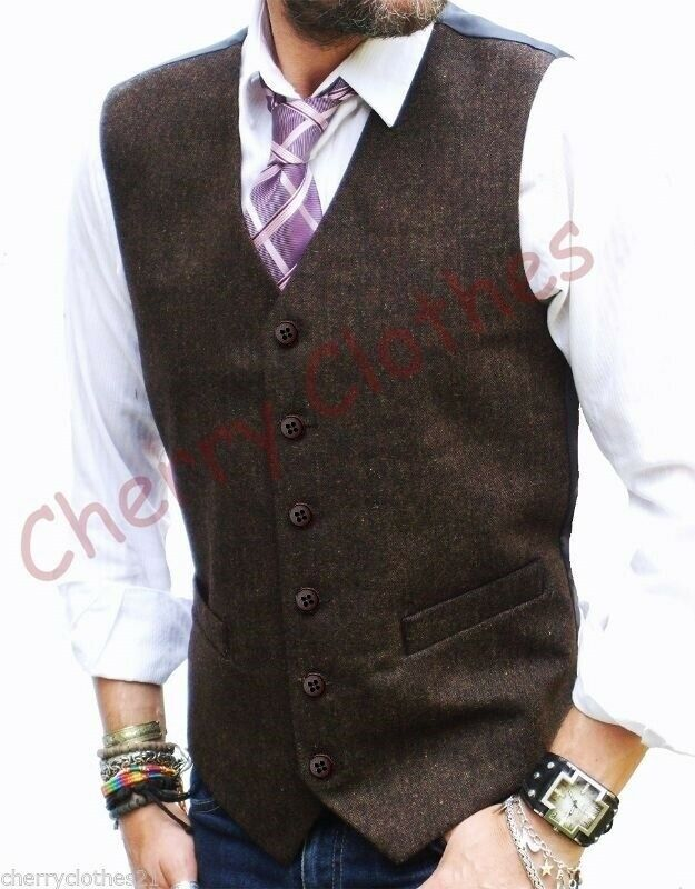 Find great deals on eBay for mens tweed brown vest. Shop with confidence.