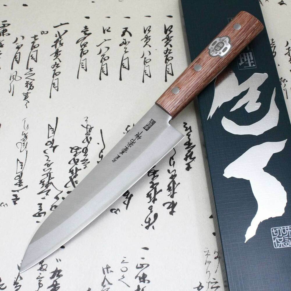 carbon steel kitchen knives japanese kanetsune kitchen knife carbon steel stainless 16600