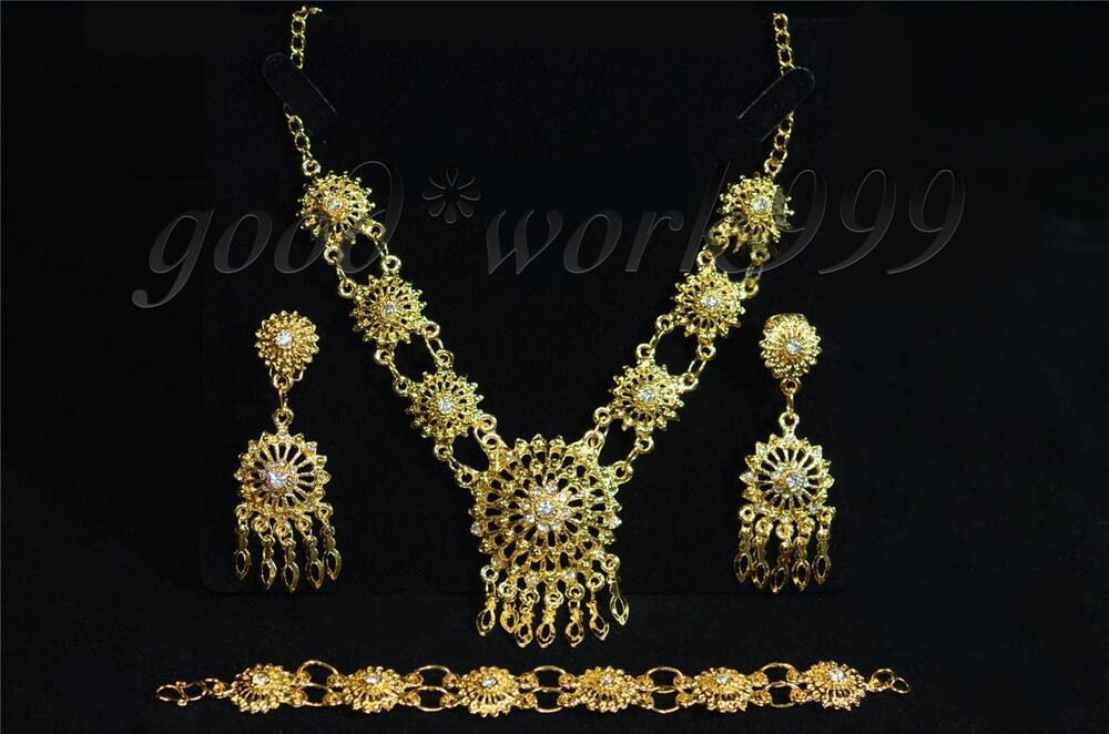 thai ramthai jewelry set t2 costume wedding