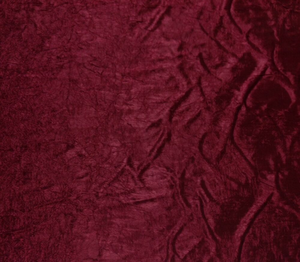 Crushed Sheer Burgundy Light Weight Curtain Multiuse Fabric By The Yard 106 Wide Ebay