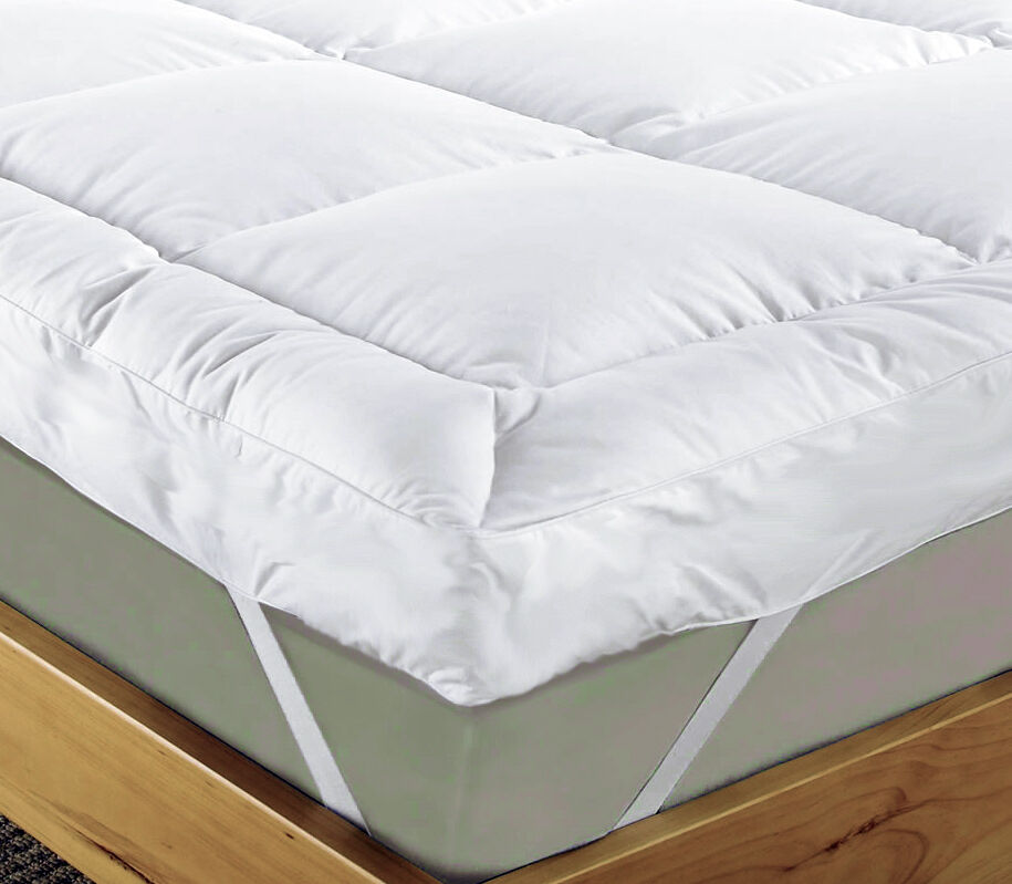 New Branded 2inch 4inch Luxury Mattress Topper All Sizes