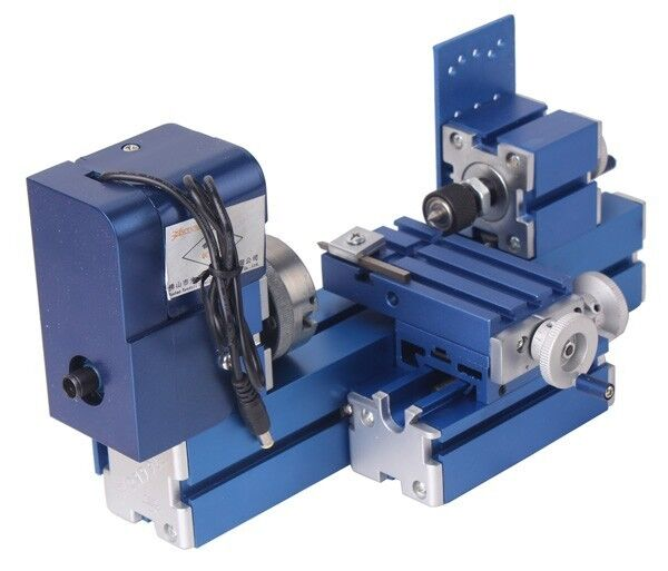 ... Machine DIY Tool Universal Soft Metal Mini Turning Metal Lathe | eBay