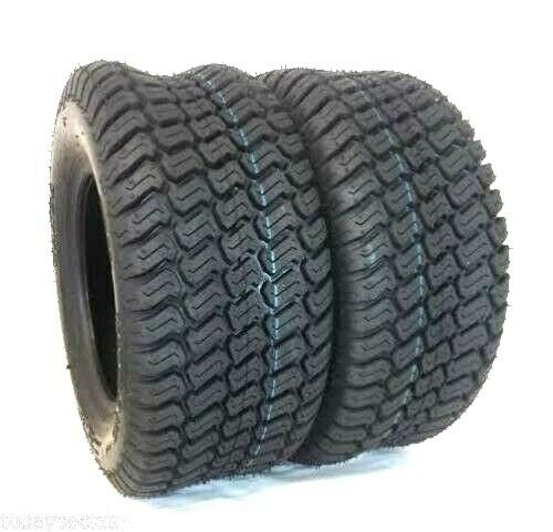 Two New 23 Turf Lawn Tractor Mower Tires 23 12 Ebay