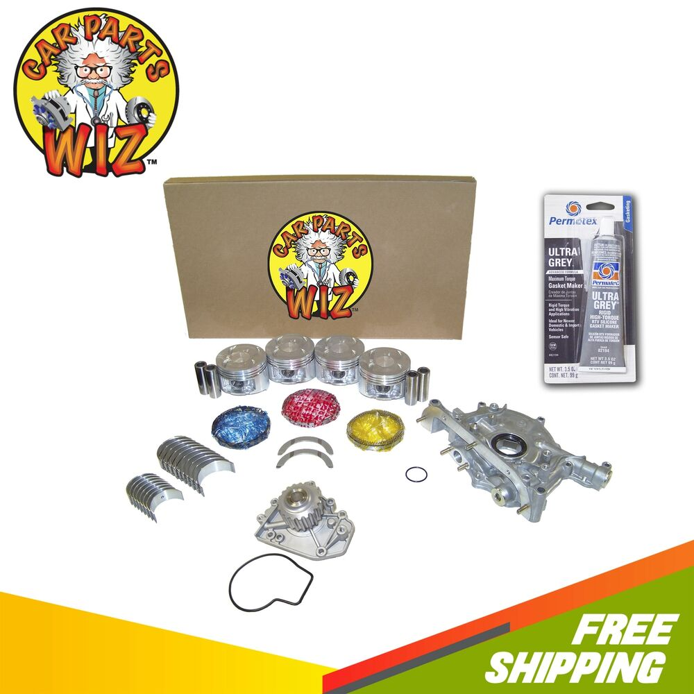 S L on Chevy 350 Master Engine Rebuild Kits