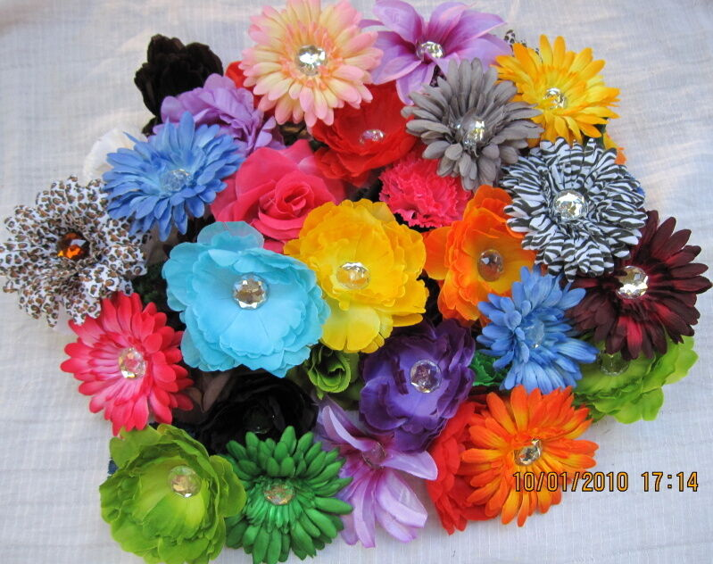 Arts And Crafts Silk Flowers