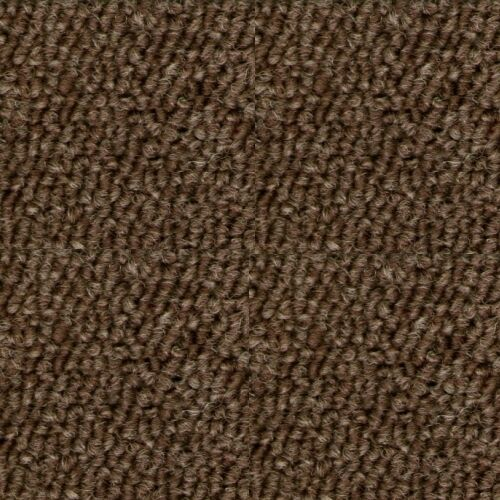For A Floor That S Hard Wearing: 22 Select Contract CARPET TILES Teak Brown Heavy Duty Hard