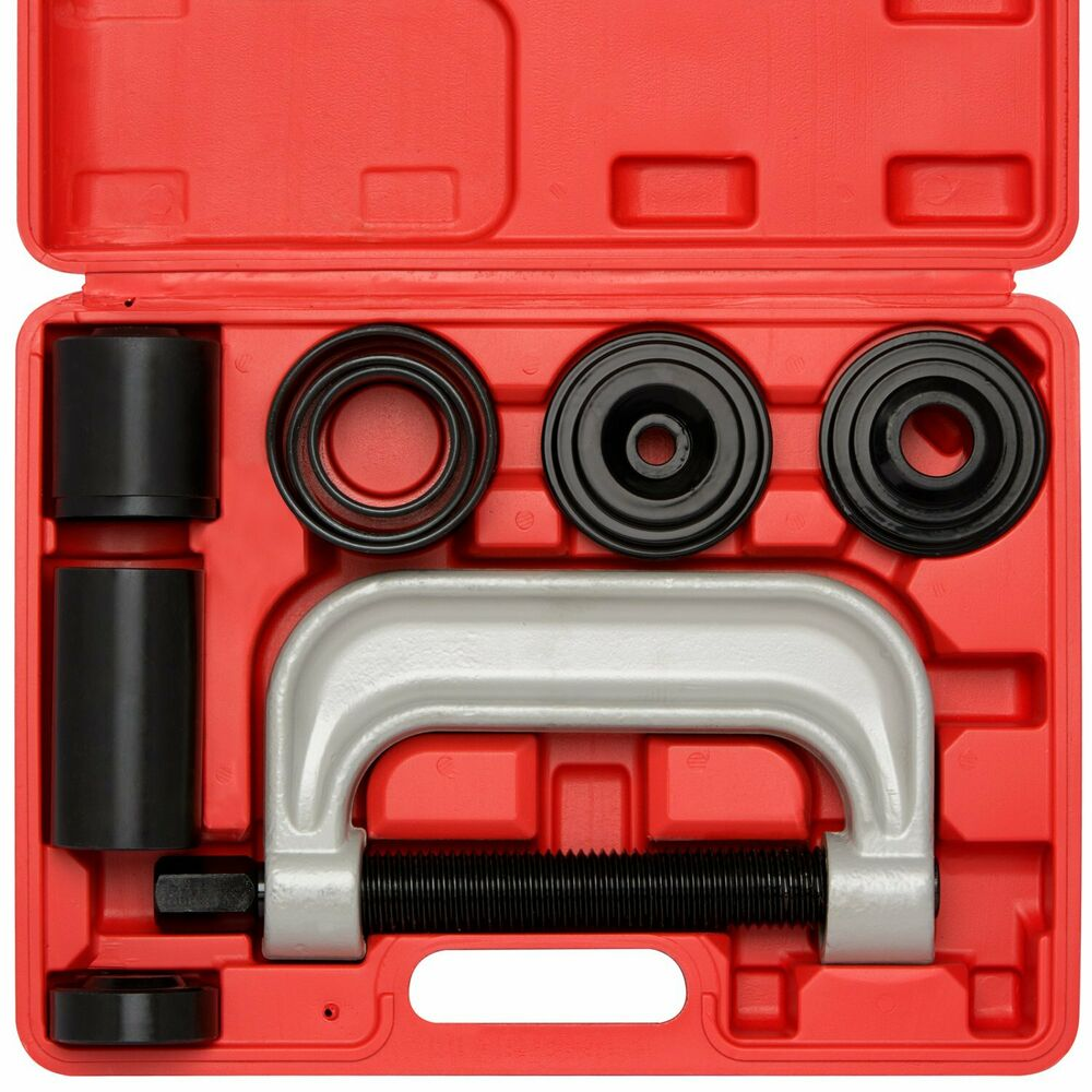 Ball joint service kit in set install repair remover