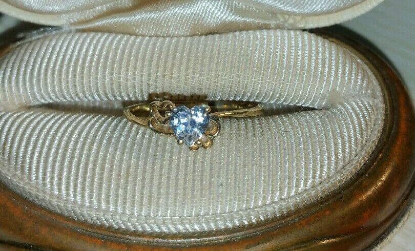 Engagement Rings Kay Jewelers: Kay Jewelers Kays 10k Yellow Gold 1/2ct Heart CZ