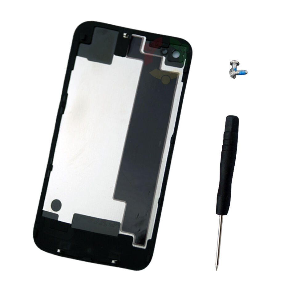 replace battery iphone 4s black for iphone 4s a1387 battery cover back door replace 1582
