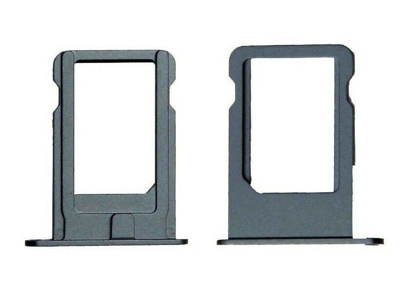 iphone 5s sim card slot new oem black nano sim card tray slot holder for apple 2222