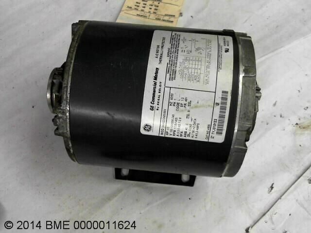 Ac electric motor 1 3 hp 100 120 200 240 v 1725 1425 for 120 volt ac motor