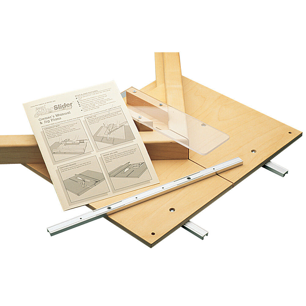 "24"" Miter Slider Bar 