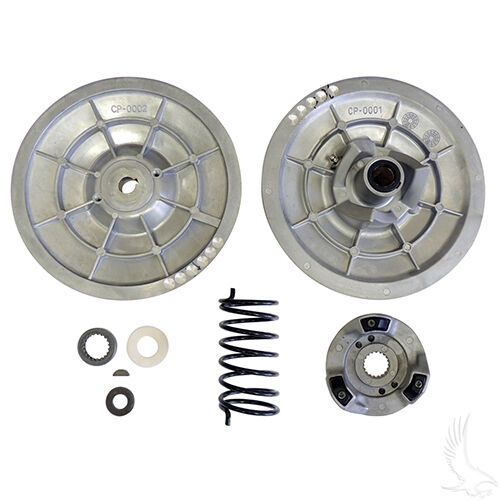 yamaha golf cart driven clutch diagram yamaha g11 g14 g16 g20 g21 g22 driven clutch kit 4 cycle ... #1