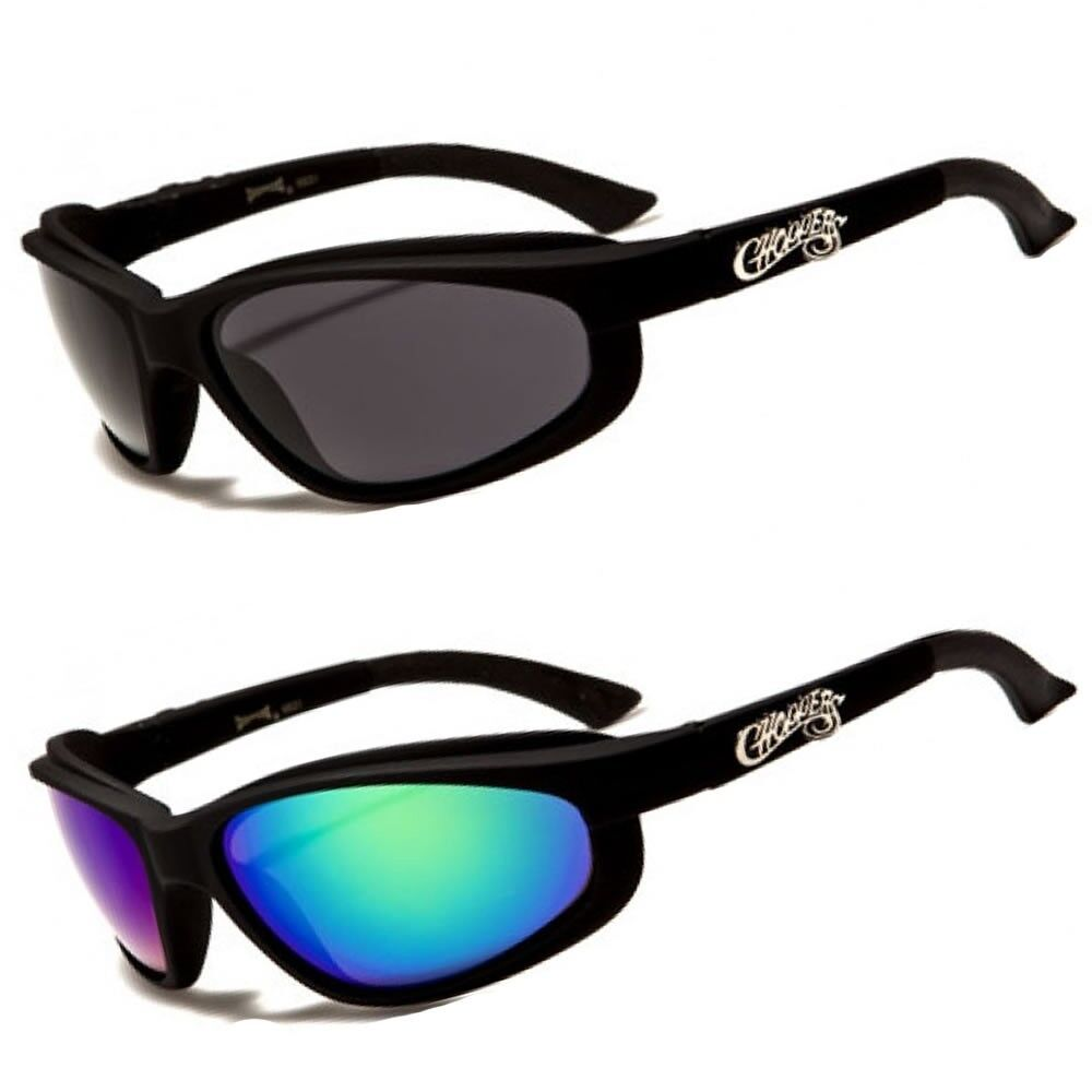 Chopper Wind Resistant Sunglasses Extreme Sports ...