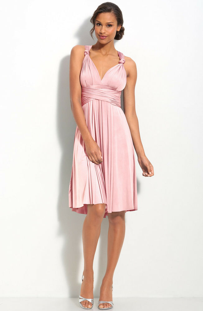 So whats so great about Jersey dresses? 11 Tips for Jersey Dresses. You're going to like them best if you immediately slip into something that suits you. So have a think about different dress styles and consider a wrap-style dress, or one that cinches at the side, or ties behind, or flares out from the waist.